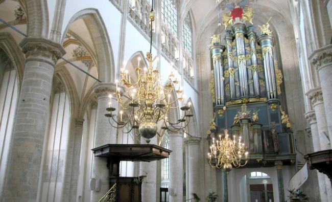Grote Kerk binnen